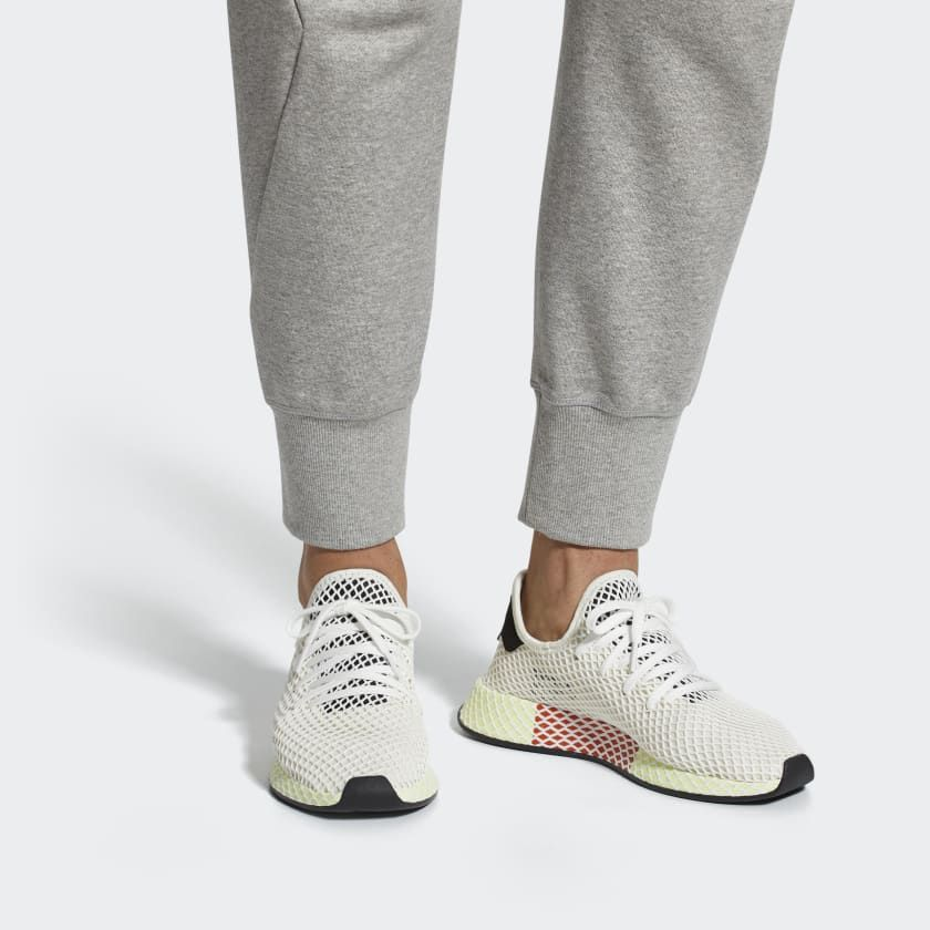 Deerupt Runner Shoes White CQ2629 | Sneakers, Grey trainers