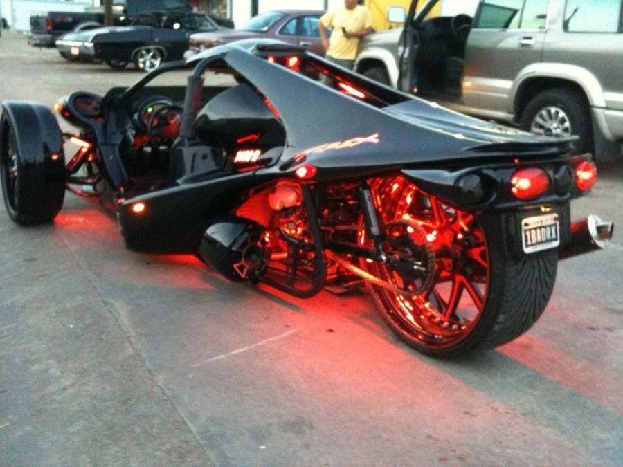 Pin by M Locklear on 4 wheelers & Bikes | Trike motorcycle ...  Pin by M Lockle...