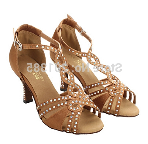 32.79$  Watch now - https://alitems.com/g/1e8d114494b01f4c715516525dc3e8/?i=5&ulp=https%3A%2F%2Fwww.aliexpress.com%2Fitem%2FNew-Ladies-Girls-Tan-Satin-Crystal-Salsa-Ballroom-Dance-Shoes-Latin-Mambo-Tango-Dance-Shoes-ALL%2F32318258738.html - New Ladies Girls Tan Satin Crystal Salsa Ballroom Dance Shoes Latin Mambo Tango Dance Shoes ALL Size 32.79$