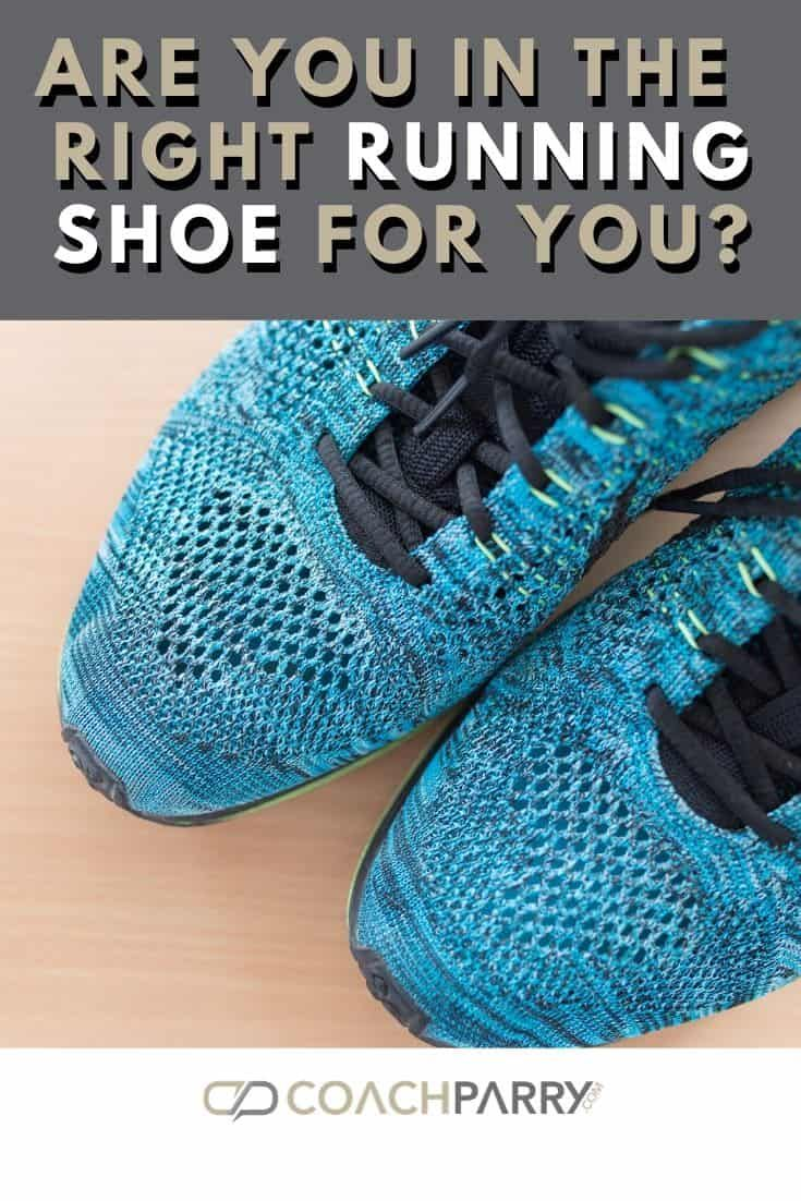 This is how to make sure you're in the correct running shoe for you. #Running #marathon #halfmaratho...