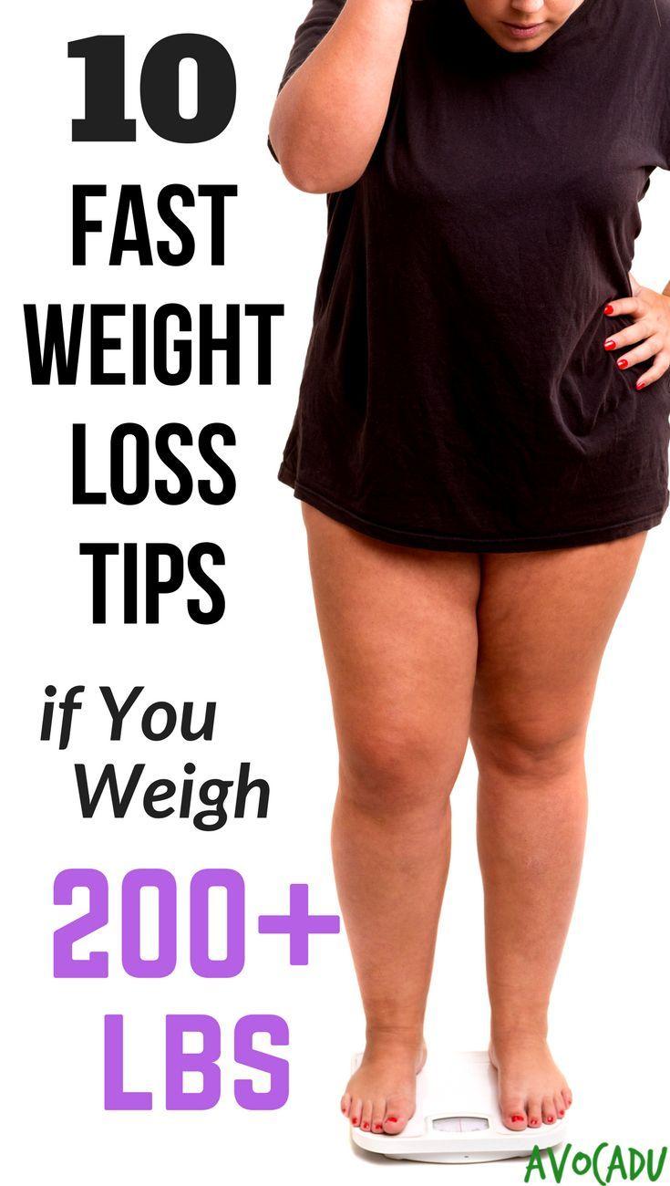 Photo of 10 schnelle Gewichtsverlust Tipps, wenn Sie 200 Pfund oder mehr wiegen Avocadu