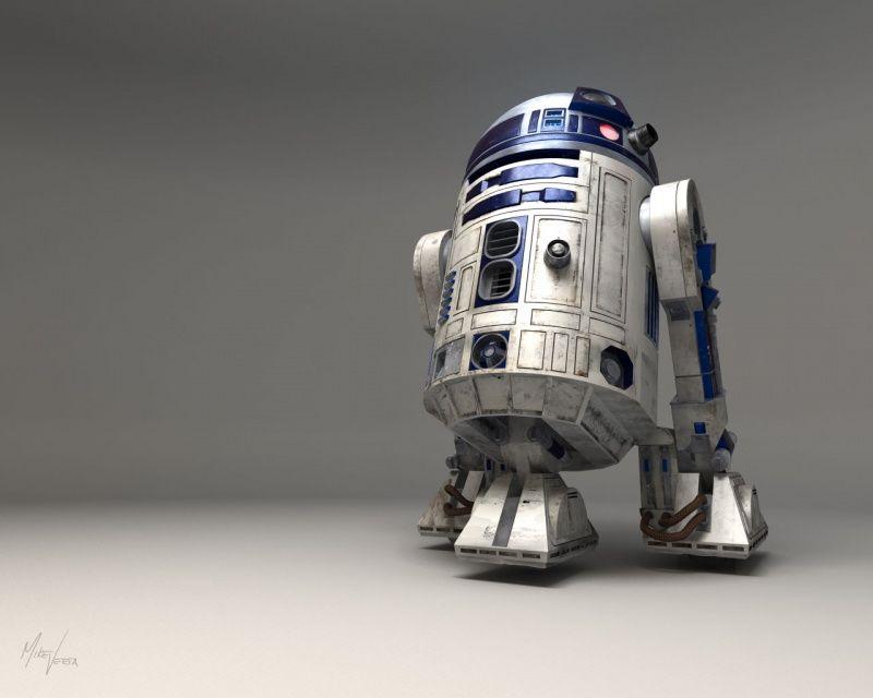 R2 d2 de star wars 800x600 películas imágenes para fondos de