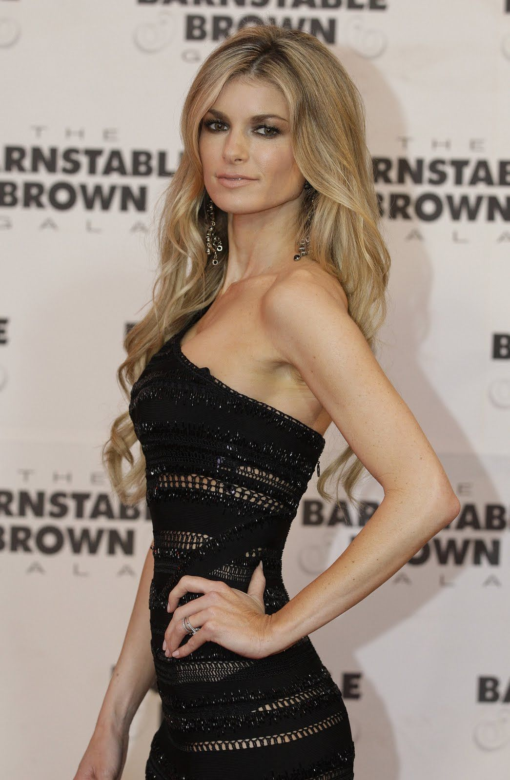 Image Detail For Marisa Miller Stunning In Herve Leger