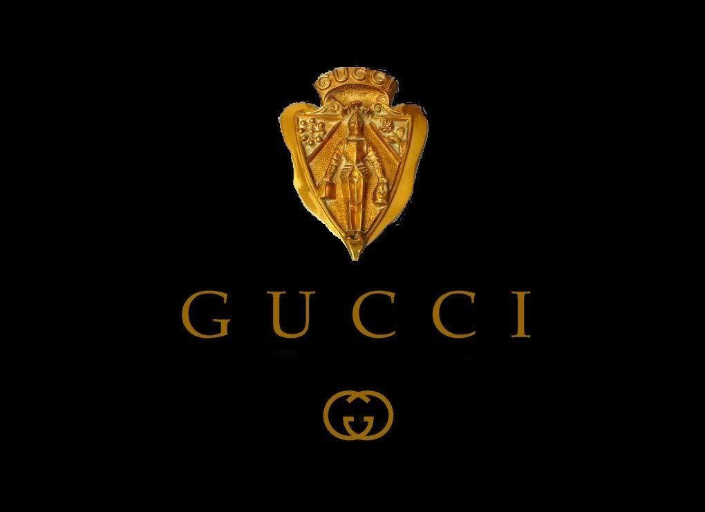 Image For Gucci Logo Gold HD Wallpapers