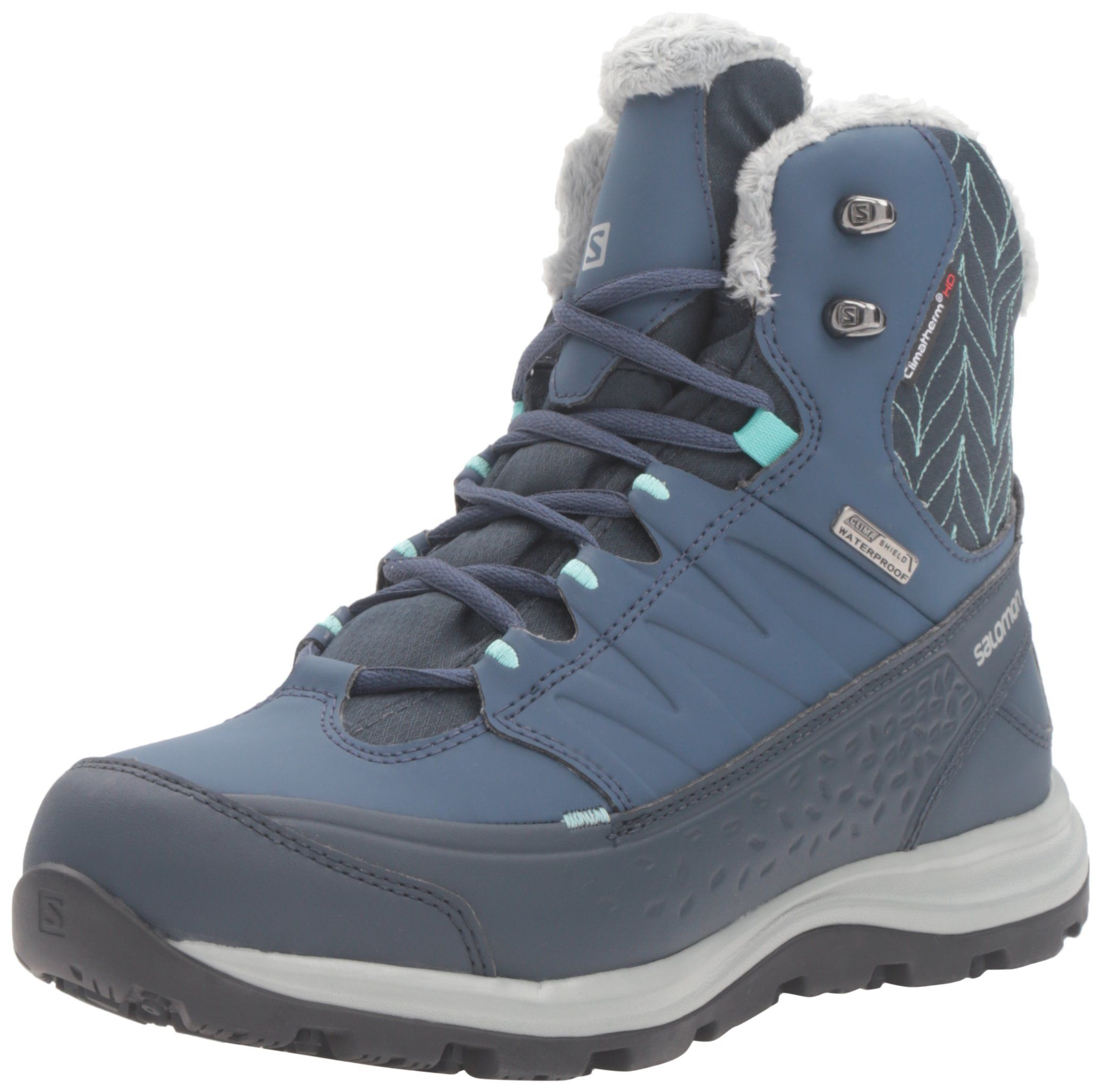 f02a2114c952b Salomon Women s Kaina Mid CS WP 2-W Snow Boot