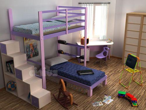 Letto A Castello Faggio.Epingle Sur Loft Beds