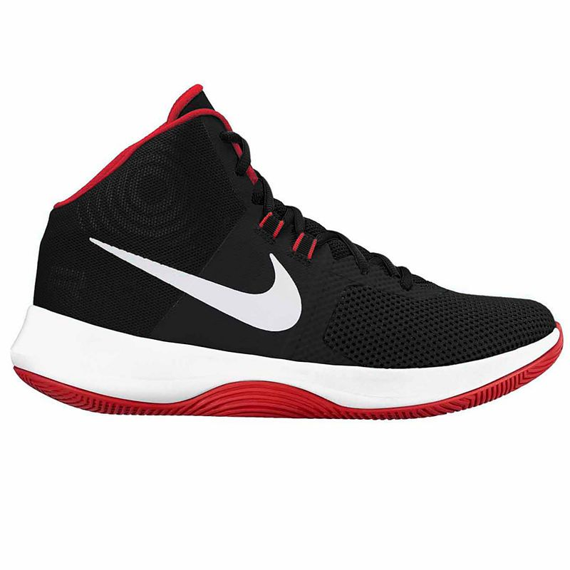 Nike Air Precision Mens Basketball Shoes Lace up | Nike