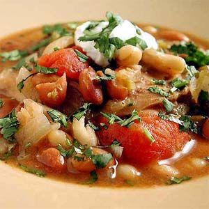 Healthy Slow Cooker Meals  | Peasant Stew | MyRecipes.com