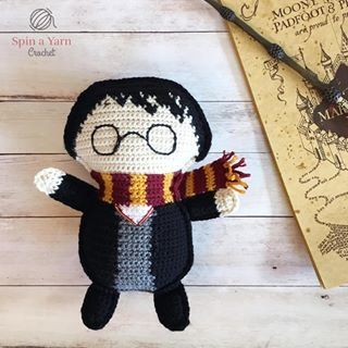 Frankenstein's Monster Free Crochet Pattern • Spin a Yarn Crochet