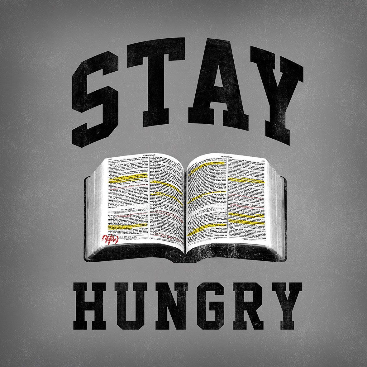 Stay hungry for the Word of God. #Breakfast #Lunch #Dinner ...