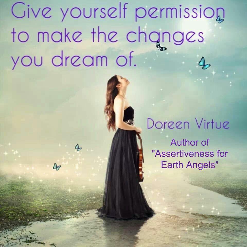 assertiveness for earth angels virtue doreen