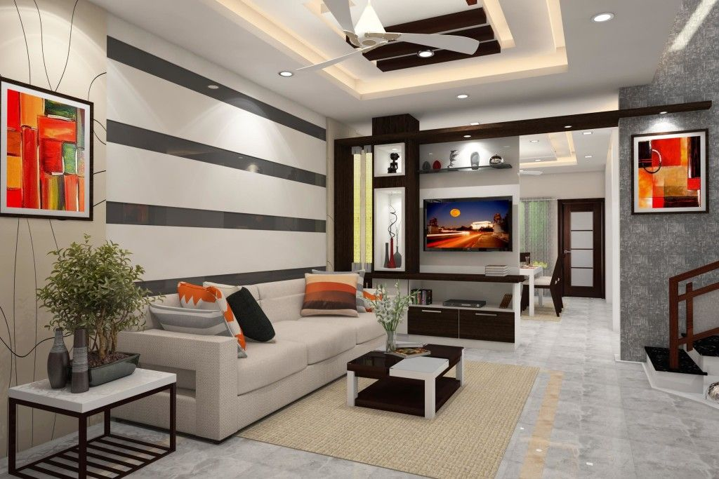 2100 Square Feet (195 Square Meter) (233 Square Yards) 4 Bedroom Modern