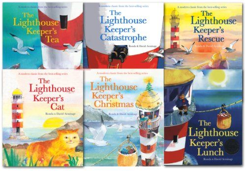 Image result for lighthouse keepers lunch series