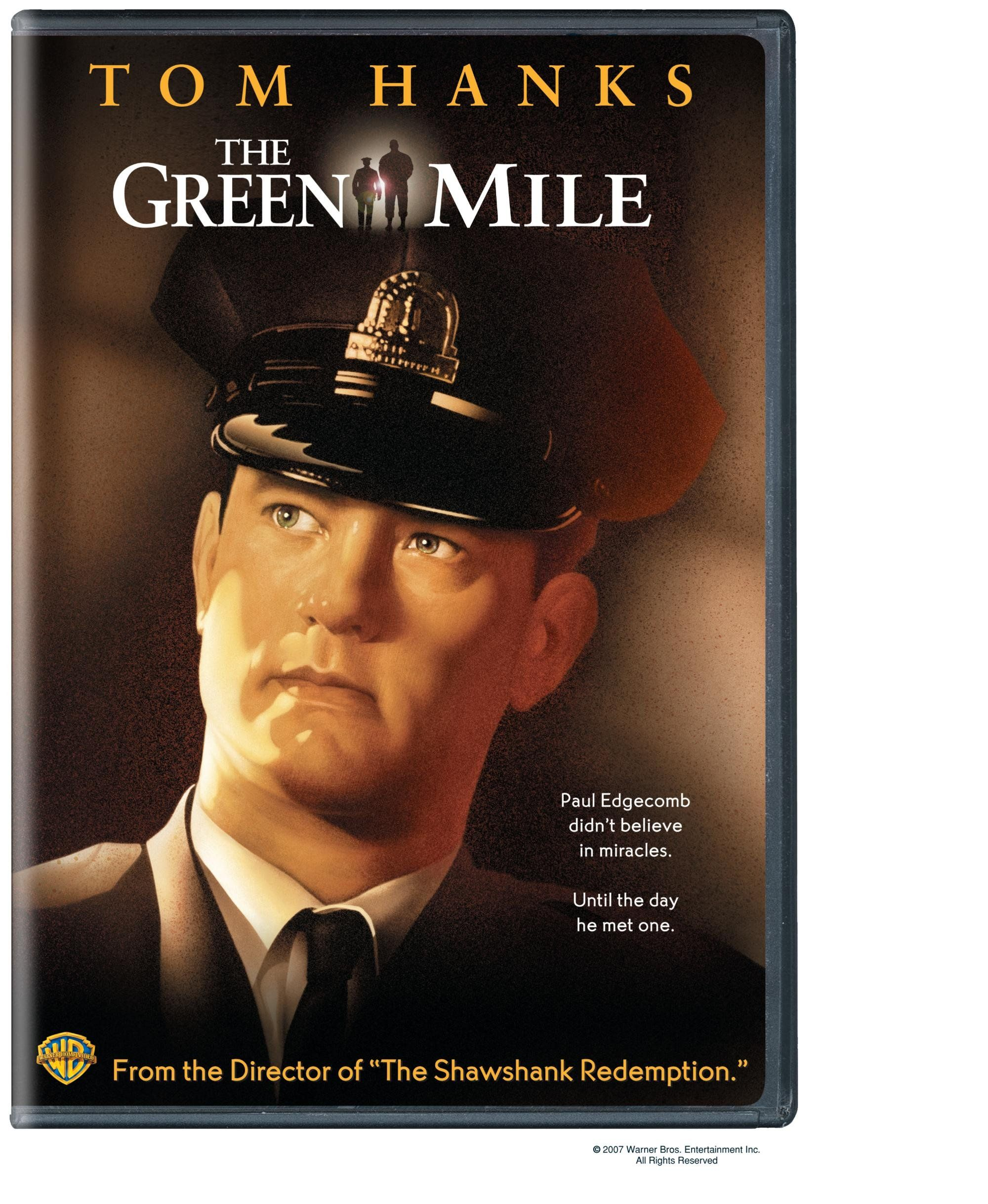 The Green Mile (Single Disc Edition) Tom hanks, Miles