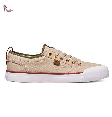 DC Shoes Tonik - Shoes - Chaussures - Homme - US 7.5 / UK 6.5 / EU 40 - Noir RsAxwM7Aqv