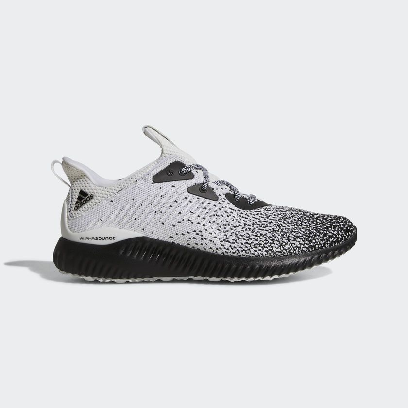 adidas MEN 'S RUNNING ALPHABOUNCE CK SHOES - CQ0406