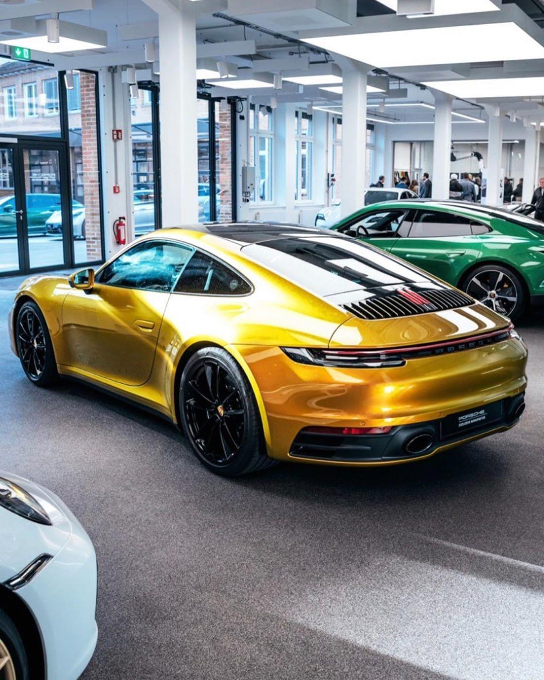 Porsche Porsche Porsche 911 Porsche 911 Turbo