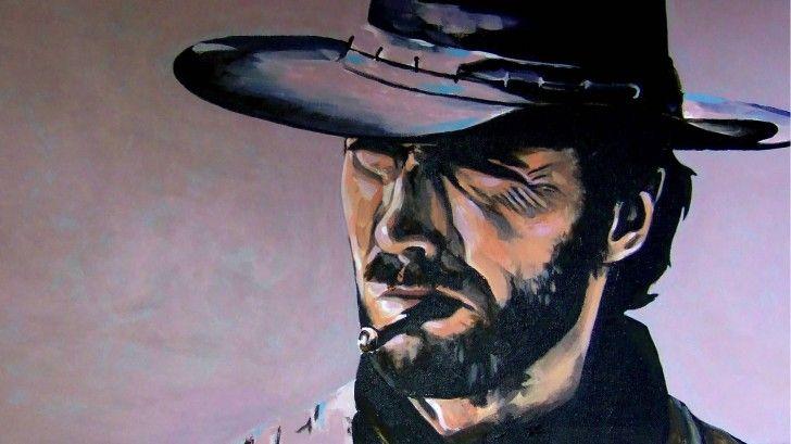 Pin On Celebrities Clint eastwood wallpaper hd