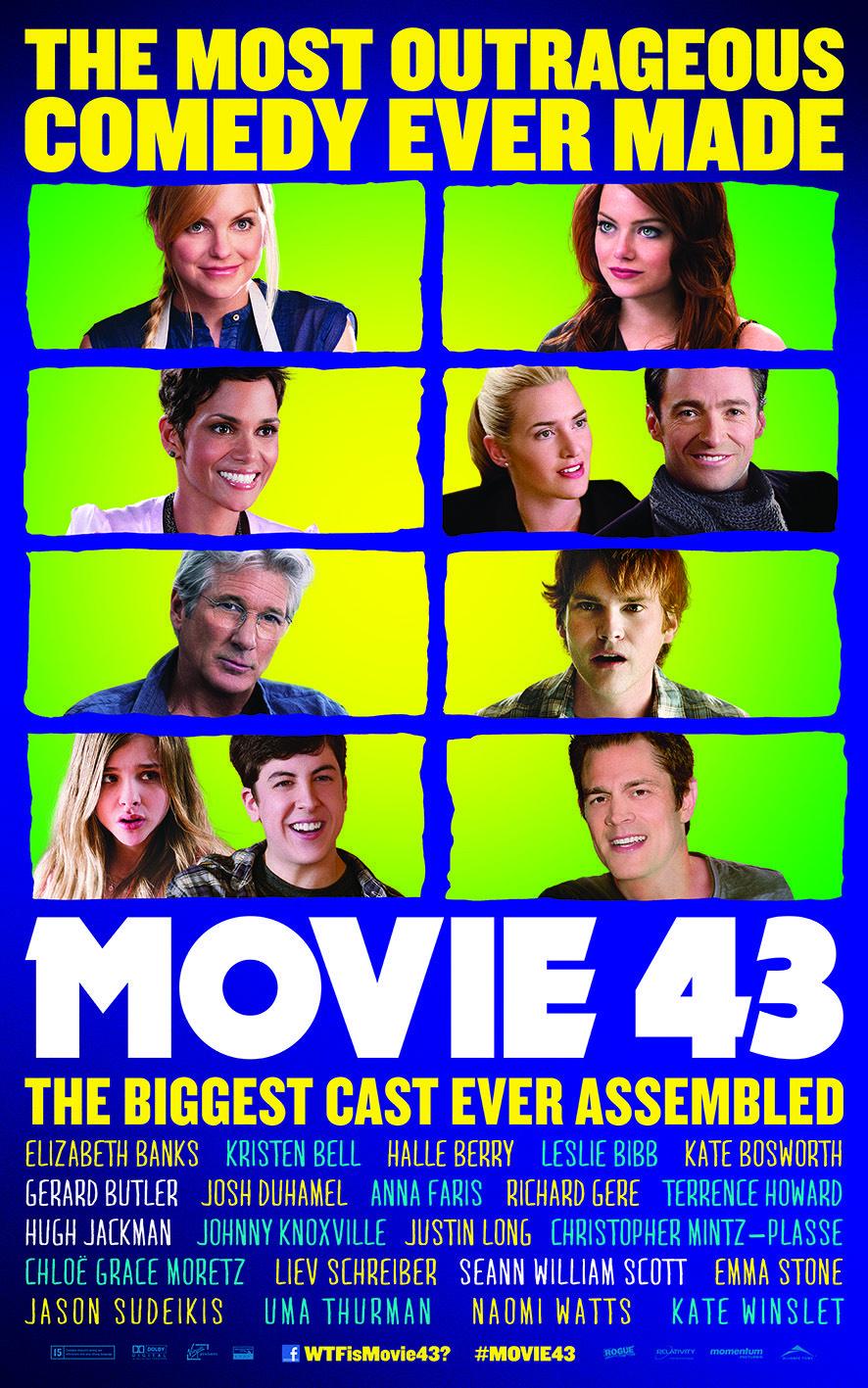 Movie 43 Movie 43 English Movies Movies To Watch