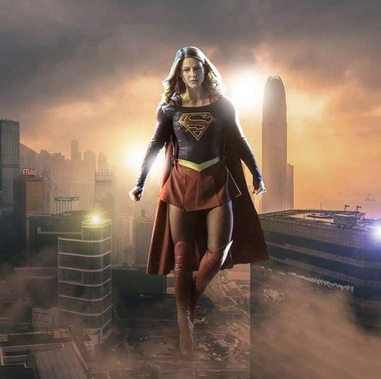 Supergirl, Melissa Supergirl Y