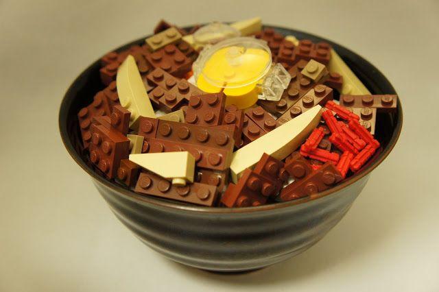 Lego Beef Bowl