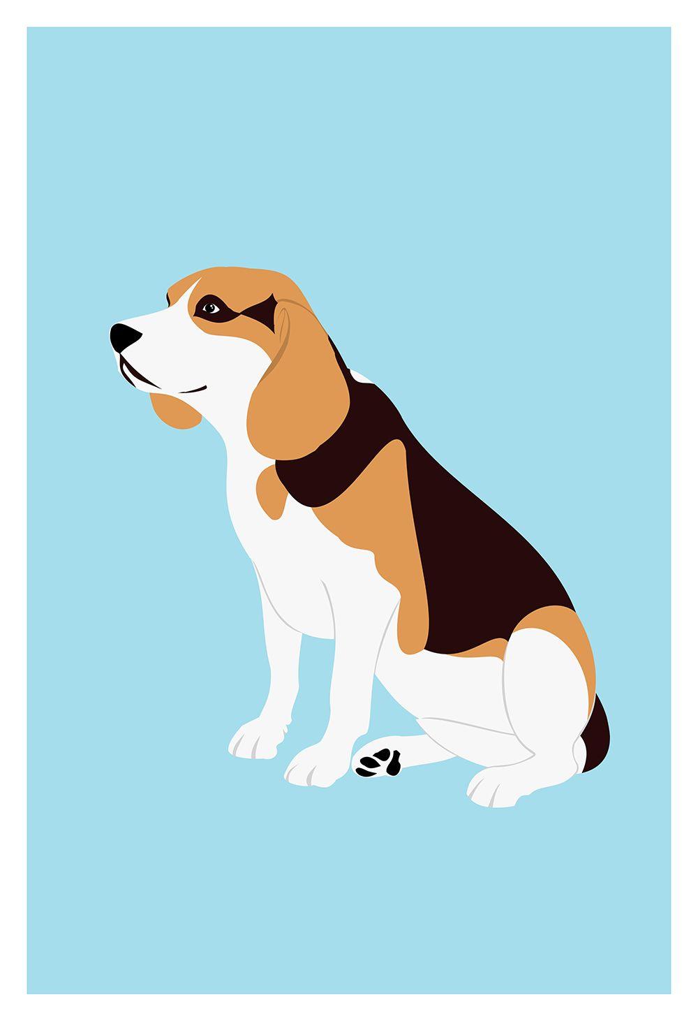On reddit with images beagle art animal alphabet