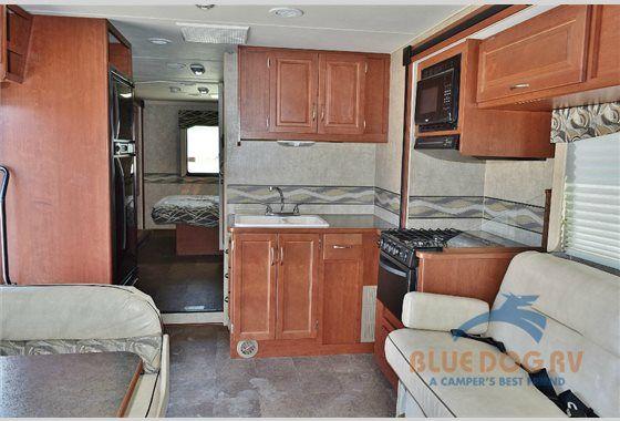 Used 2015 Winnebago Minnie Winnie 31h Motor Home Class C At Blue