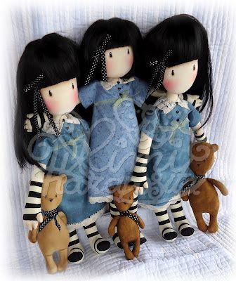 Mimi Haraposita, muñecas de tela hechas a mano.: MISS MARAVILLOSASS MUÑECASS HECHASS CONN MISS MANOSS (MY GORGEOUS HANDMADE CLOTHDOLLS)