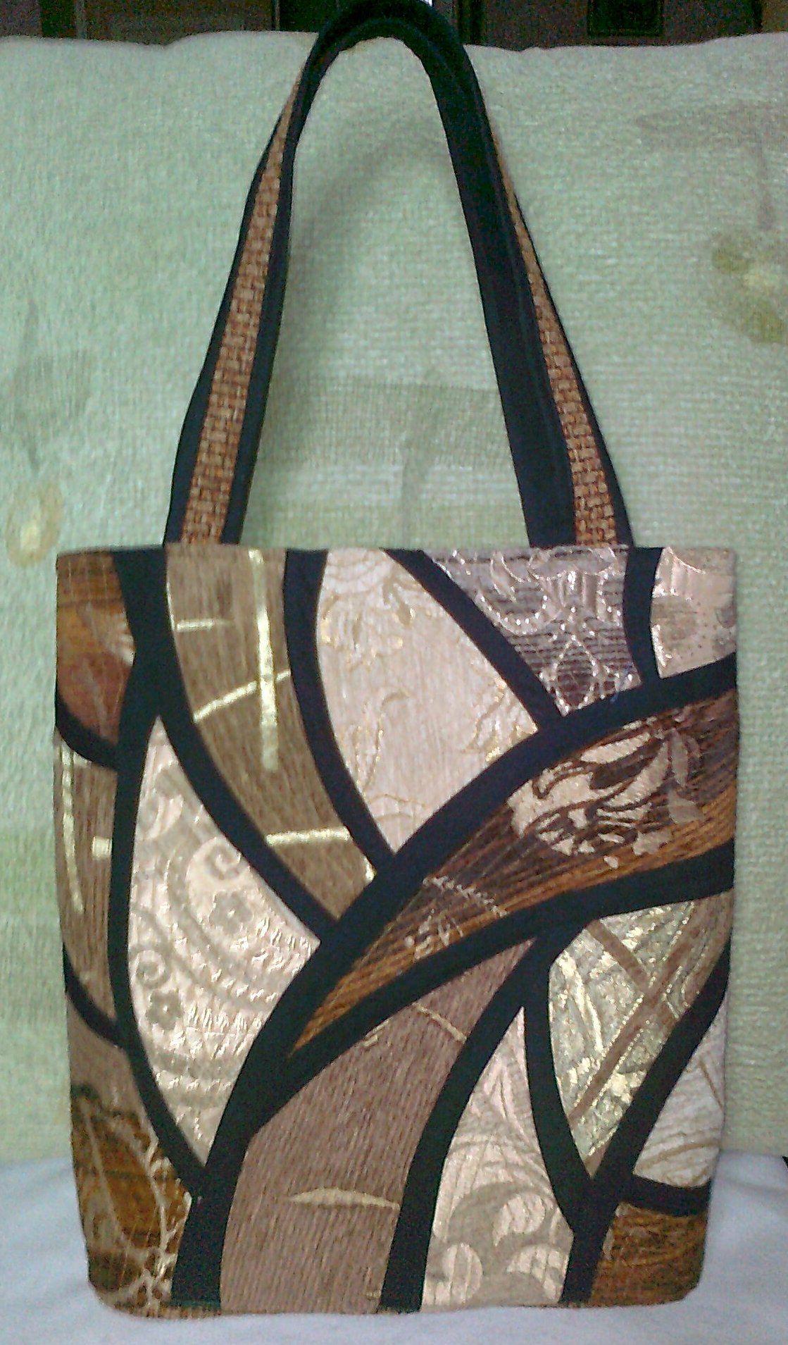2995c2778 Bag Bolsas De Senhoritas, Bolsas Artesanales, Modelos De Bolsas, Bolsos De  Trapillo,