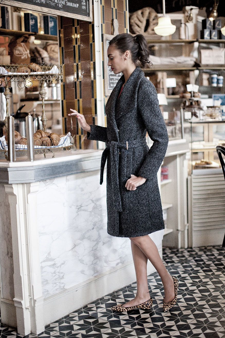 Every Coat You Need in Your Closet: The Feminine Silhouette #ivankatrump