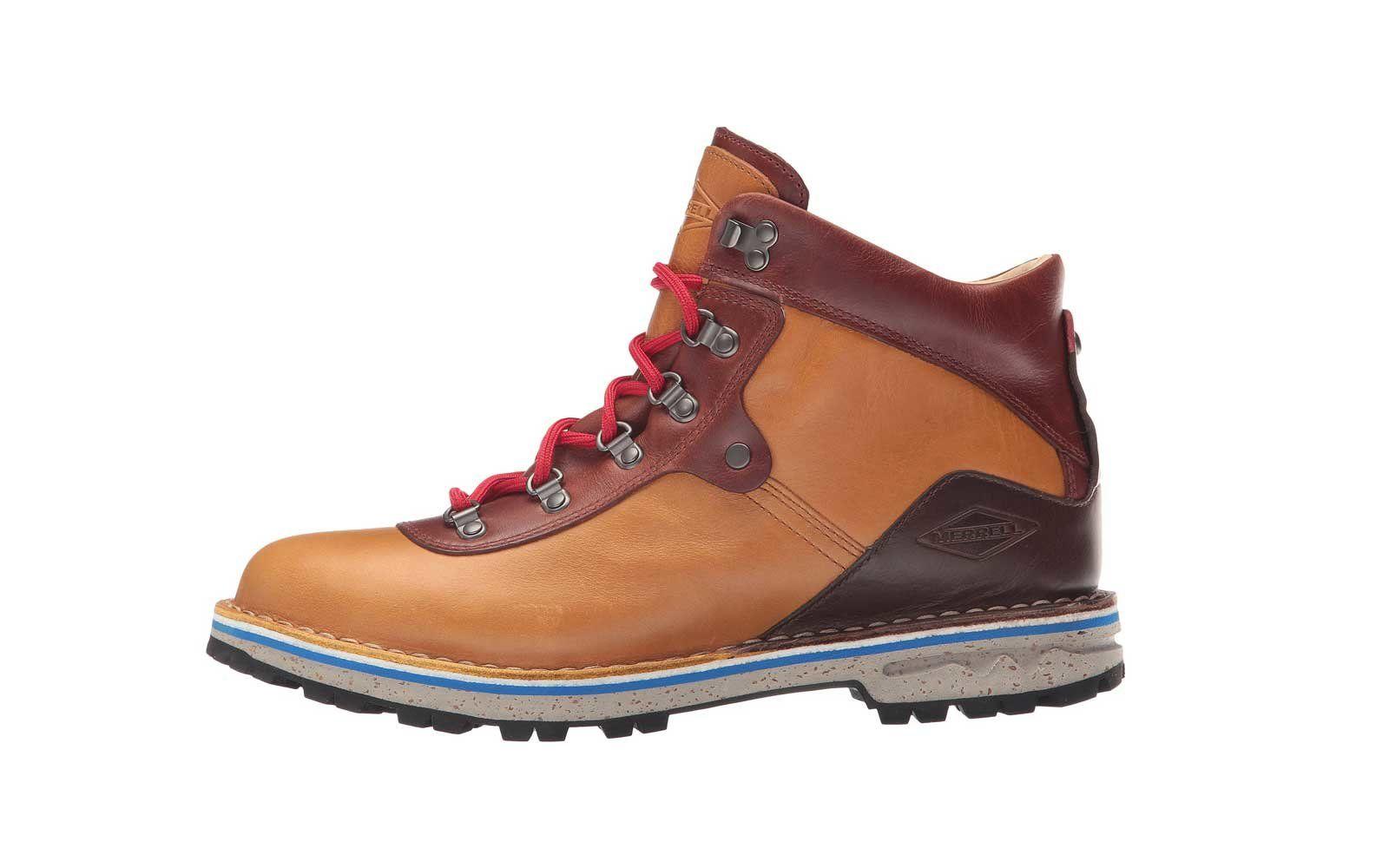 most comfortable mens walking boots