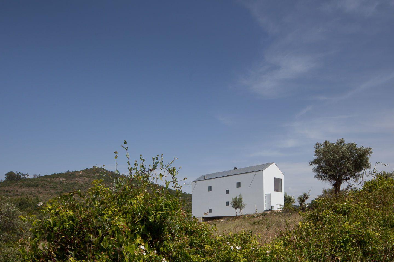 José Campos, João Mendes Ribeiro · Fonte Boa House · Divisare