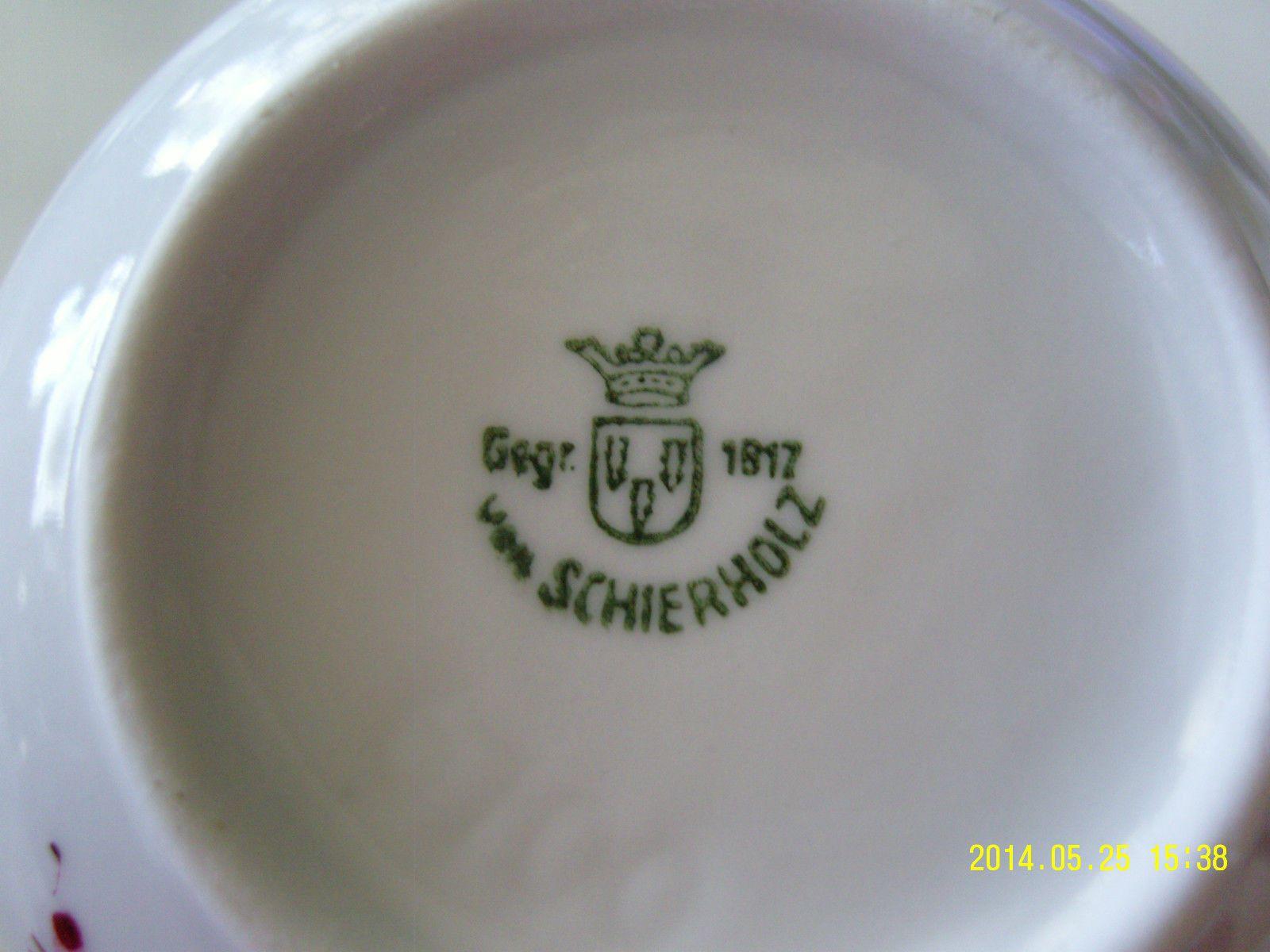 von Schierholz - Porzellanmarke