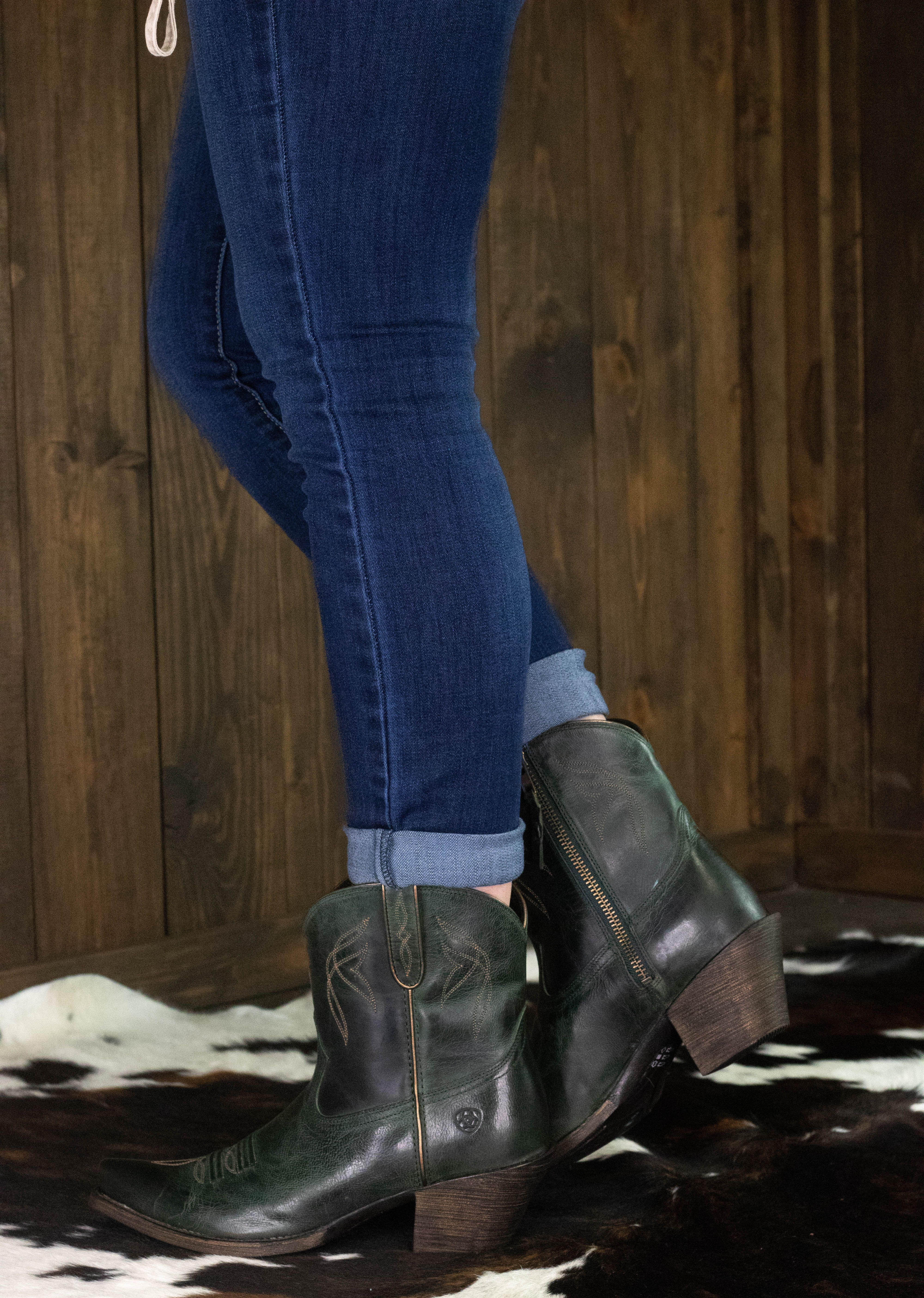 790960d2f7f Ariat Lovely Western Boot in Blue Grass in 2019 | Boutique.Style ...