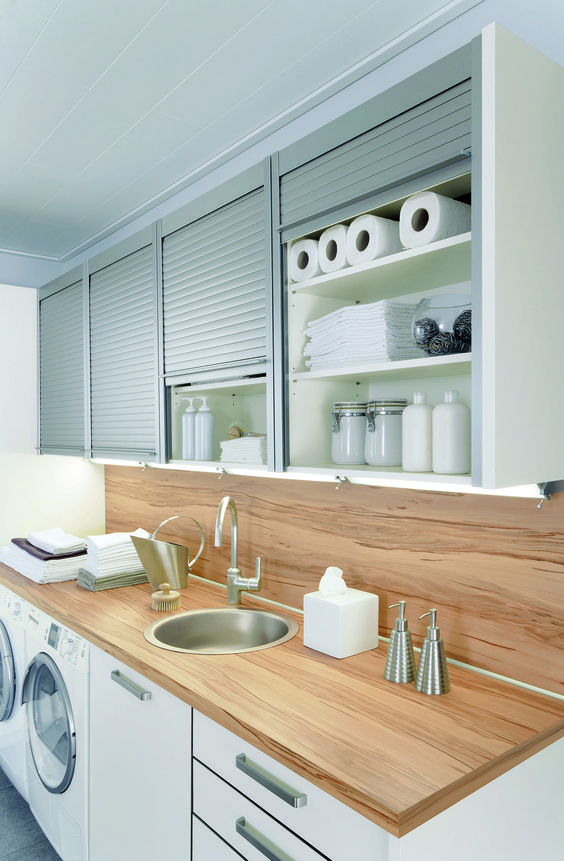 40 Small Laundry Room Ideas and Designs Minimalist interior - Small Room Interior Design