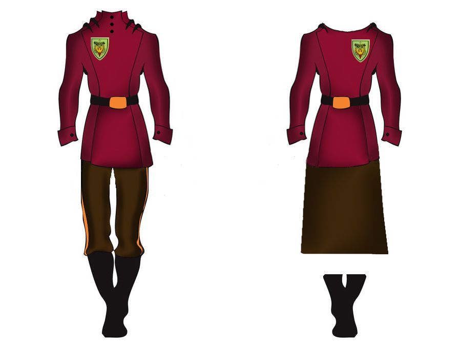 Durmstrang Uniform Harry Potter Costume Themed Outfits Harry Potter Uniform Can you pass the dark arts exam at durmstrang ? durmstrang uniform harry potter