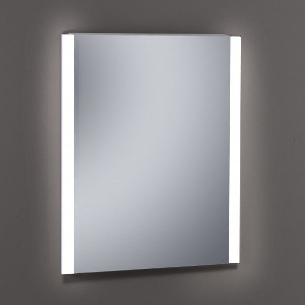 163 espejo cristal 2 tiras l 800 mm 120 led mt for Espejo horizontal salon