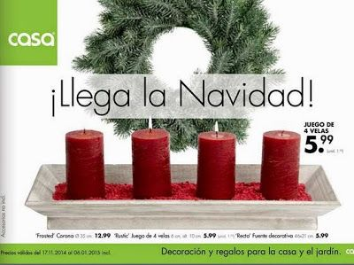 Catalogo de adornos de navidad 2014 casashops espa a - Adornos de navidad 2014 ...