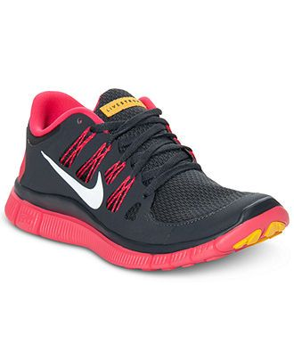 Nike Womens Free 5.0+ LAF Running Sneakers from Finish Line - Sneakers -  Shoes - Macys