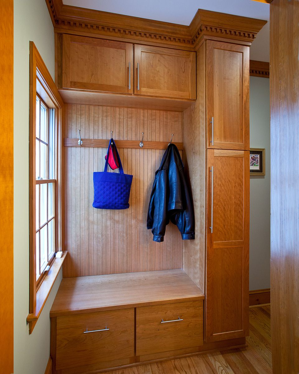 Closet Ideas Mudroom Design: Pin By Quality Design & Construction, On Whole House