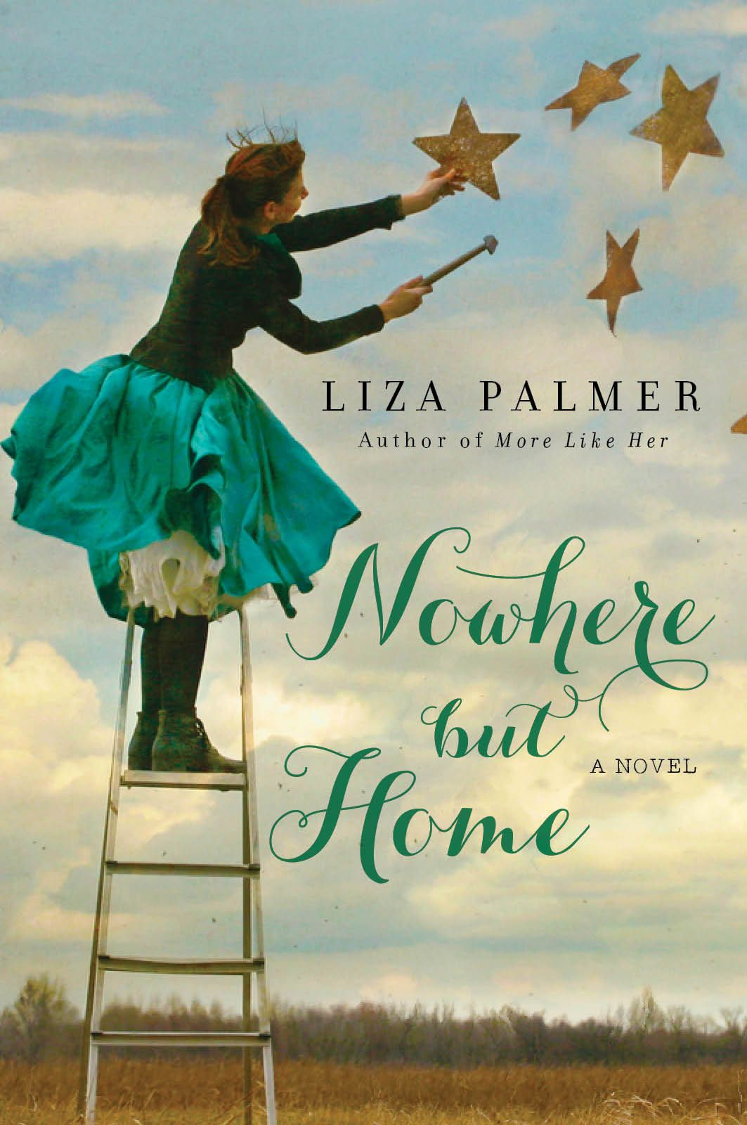 Liza Palmer - Nowhere But Home