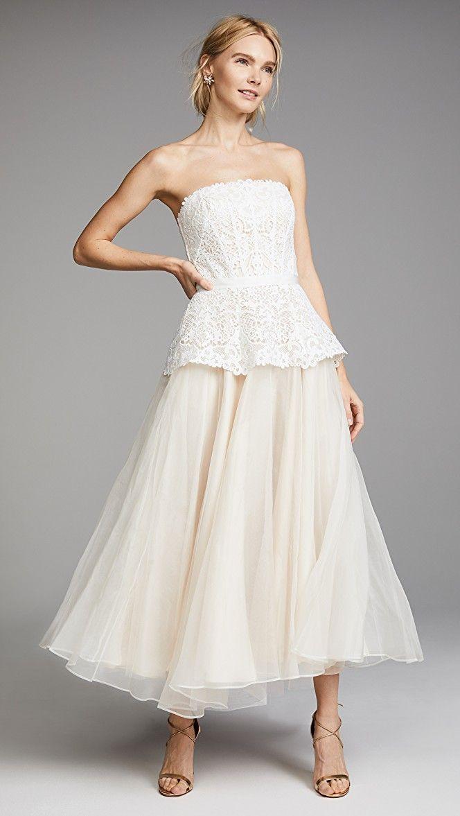 Catherine Deane Joyce Dress | SHOPBOP | wedding dresses | Pinterest ...