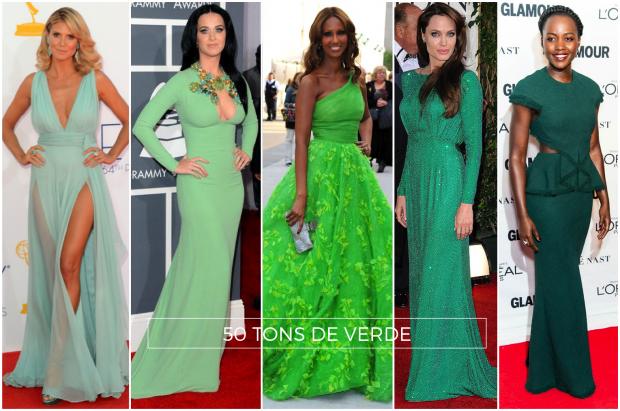 SOS Festa  Vestido verde  70d10b3a2cb