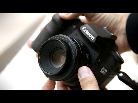 Canon 50mm F 1 8 Stm Lens Review With Samples Full Frame And Aps C Youtube Camera Lenses Canon Best Dslr Canon Dslr Lenses