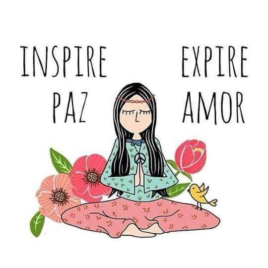 Paz Y Amor Frases Pinterest Yoga Meditation Y Mindfulness