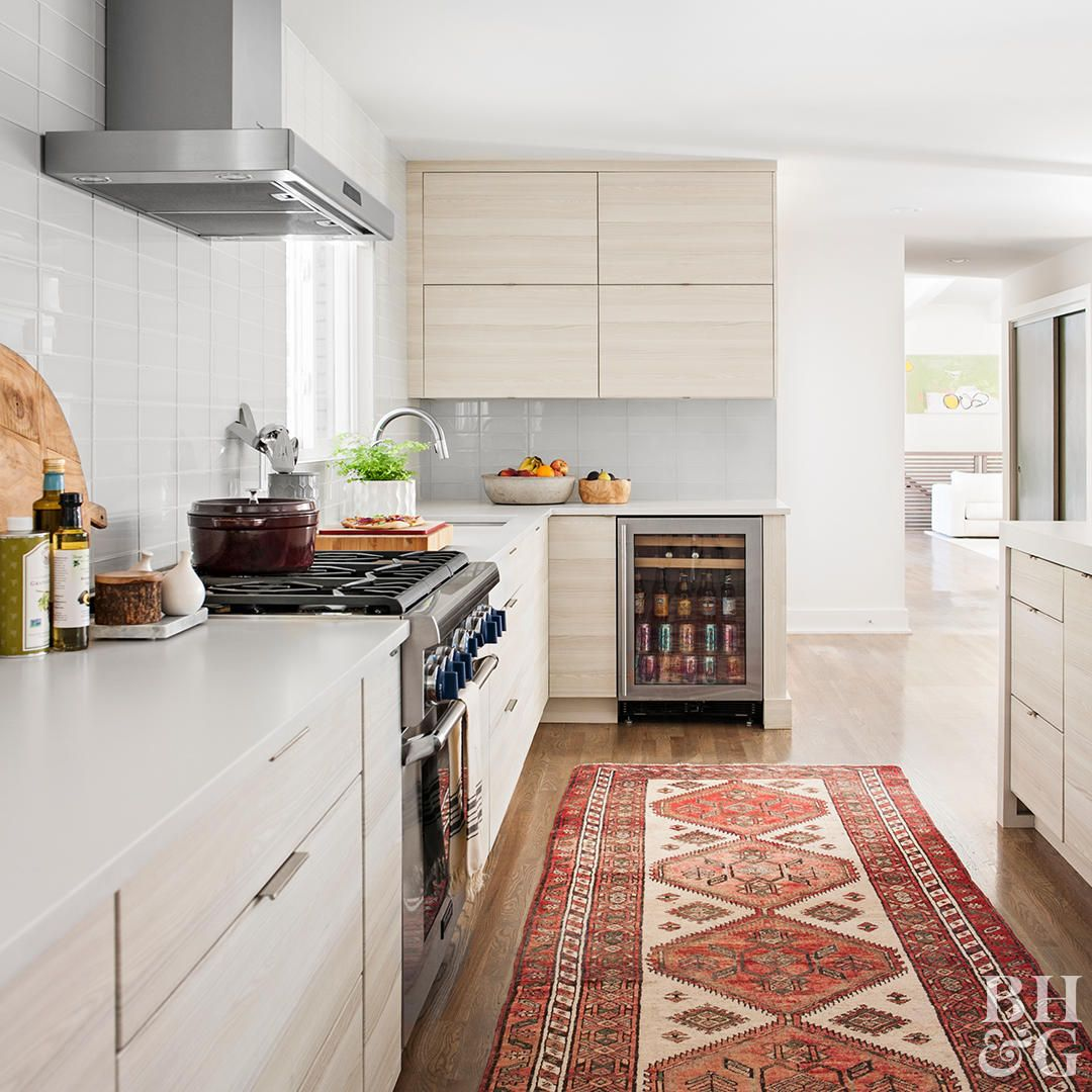 once dark and dated this fixer upper is now bright and modern kitchen niche fixer upper on kitchen cabinets upper id=93256