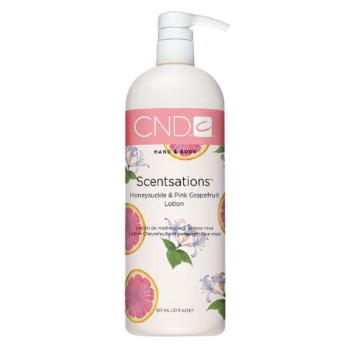 Cnd Nail Lotion Honey And Grapefruit 31 Fl Oz More Info Could Be