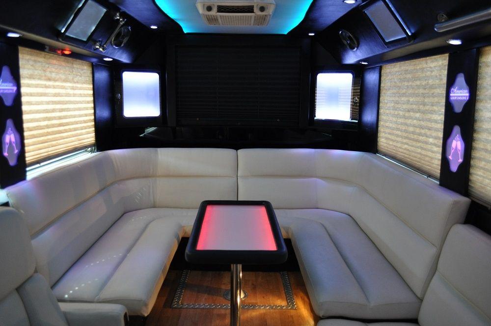 Showroom M&V Limousines, LTD New York Limo Company