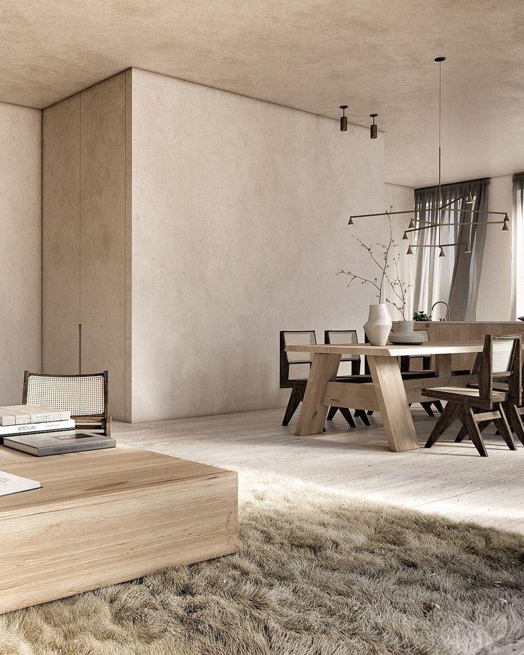 Minimalist Bedroom Livingroom Kitchen Homedecorideas