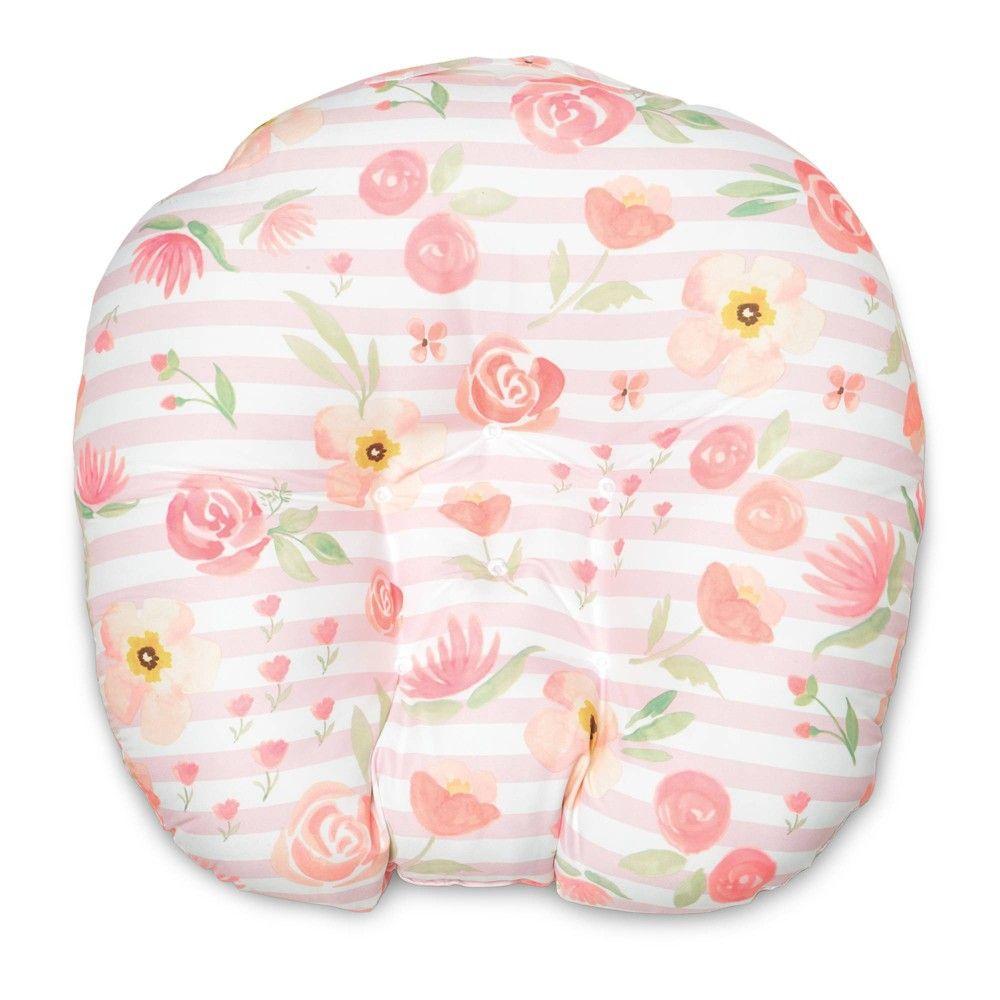 Baby Sleep Positioner Prevent Flat Head Shape Anti Roll Pillow In 2020 Baby Sleep Positioner Baby Head Shape Baby Sleeping Positions